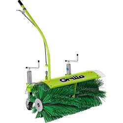 Brosse orientable et inclinable Grillo