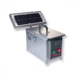 Electrificateur accumulateur Chapron BERGER 12 Solaire 5 W
