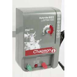 Electrificateur combiné 230V / 12V Chapron H32