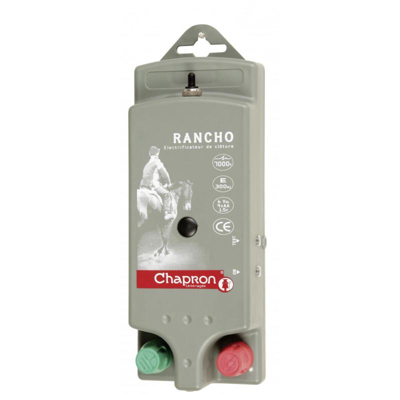 Electrificateur de randonnée Chapron RANCHO