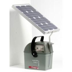Electrificateur accumulateur Chapron MASTER 50 Solaire 30 W