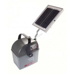 Electrificateur accumulateur Chapron MASTER 40 Solaire 10 W