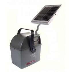 Electrificateur accumulateur Chapron MASTER 30 Solaire 10 W