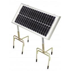Panneau solaire Chapron 20W + trépieds