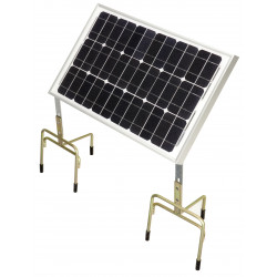 Panneau solaire Chapron 30W + trépieds