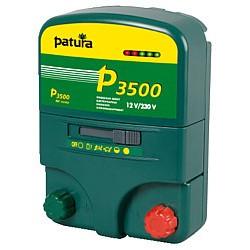 Electrificateur multifonction combiné 230V / 12V Patura P3500