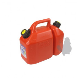 Jerrycan F1 6 + 2.5 litres