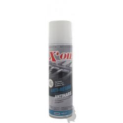 Aérosol X'OIL anti résine bio F1