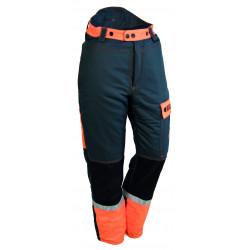 Pantalon Oleo-Mac professionnel avec protection coupures