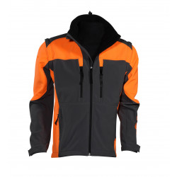 Veste Oleo Mac Softshell Confort