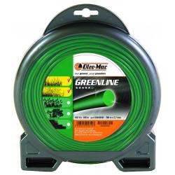 Fil nylon Oleo Mac Green Line 15m