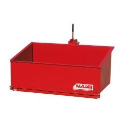 Benne arrière légère Majar BAL115