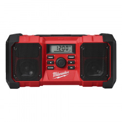 Radio-chargeur de chantier MILWAUKEE M18JSR