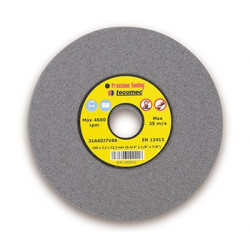 Meule grise épaisseur 4,5mm Tecomec