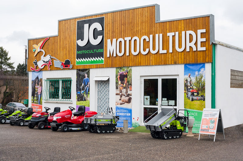 Magasin JC Motoculture